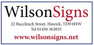 Wilson Signs Hawick